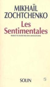 Les sentimentales - Couverture - Format classique