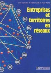 Entreprises et territoires en reseaux - Couverture - Format classique