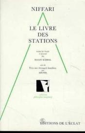 Le Livre Des Stations - Couverture - Format classique