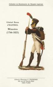 Mémoires (1766-1825) - Couverture - Format classique