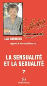 Sensualite et sexualite t.7 - Couverture - Format classique