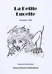 La petite Lucette - Intérieur - Format classique