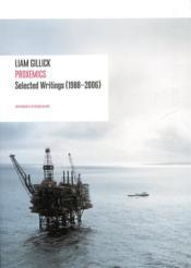 Proxemics - selected writings (1988-2006) - Couverture - Format classique