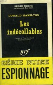 Les Indecollables. Collection : Serie Noire N° 903 - Couverture - Format classique