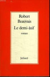 Le Demi - Juif. - Couverture - Format classique