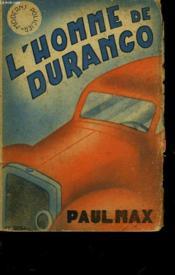 L'Homme De Durango - Couverture - Format classique