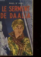 Le Serment De Daalia - Couverture - Format classique