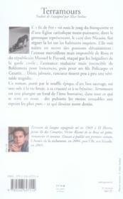 Terramours - 4ème de couverture - Format classique