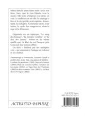 Salina - 4ème de couverture - Format classique
