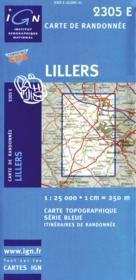 Lillers - Couverture - Format classique