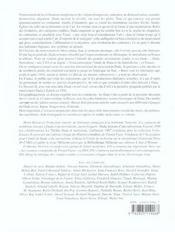 Dada, Circuit Total - 4ème de couverture - Format classique