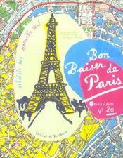 Bon Baiser De Paris N 20 - Intérieur - Format classique