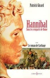 Le roman de Carthage t.2 ; Hannibal - Couverture - Format classique