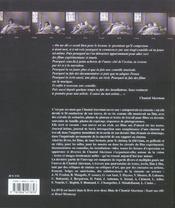 Autoportrait de Chantal Akerman en cinéaste - 4ème de couverture - Format classique