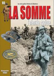 La Somme t.9 ; l'offensive tragique - Couverture - Format classique
