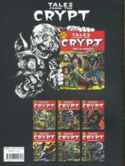 Tales From The Crypt T.7 ; Chat Y Es-Tu - 4ème de couverture - Format classique