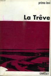La Treve. - Couverture - Format classique
