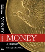Money : a history - Couverture - Format classique