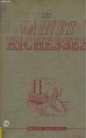 Les Vaines Richesses - Couverture - Format classique