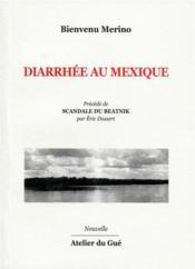 Diarrhée au Mexique - Couverture - Format classique