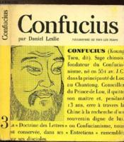 Confucius - Collection Philiosophes De Tous Les Temps N°2 - Couverture - Format classique