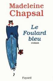 Le foulard bleu - Intérieur - Format classique