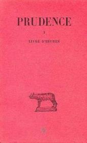 Livre d'heures t.1 - Couverture - Format classique