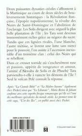 L'Or Des Iles T.2 - 4ème de couverture - Format classique