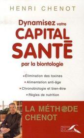 Dynamisez votre capital sante par la biontologie - Intérieur - Format classique