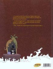 Donjon zénith t.1 ; coeur de canard - 4ème de couverture - Format classique