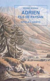 Adrien, Fils De Paysan - Couverture - Format classique