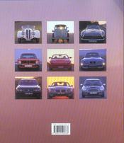 Bmw - 4ème de couverture - Format classique