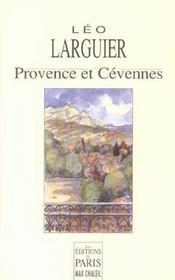 Provence et cevennes - Intérieur - Format classique