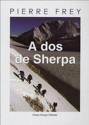 A dos de sherpa - Intérieur - Format classique