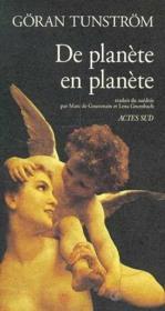 De planete en planete - Couverture - Format classique