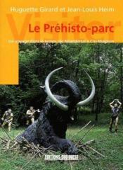 Le préhisto-parc - Couverture - Format classique