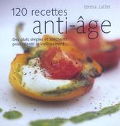 120 recettes anti-age - Intérieur - Format classique