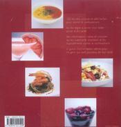 120 recettes anti-age - 4ème de couverture - Format classique