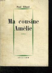 Ma Cousine Amelie. - Couverture - Format classique