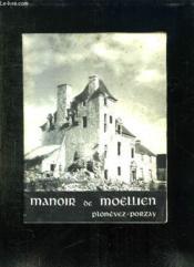 Manoir De Moellien En Plonevez Porzay. - Couverture - Format classique