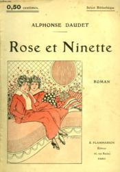 Rose Et Ninette. Collection : Select Collection N° 2 - Couverture - Format classique
