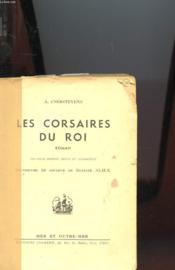 Les Corsaires Du Roi - Couverture - Format classique
