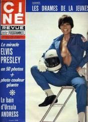 Cine Revue - Tele-Programmes - 57e Annee - N° 34 - New York, New York - Couverture - Format classique