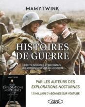 Histoires de guerre - Couverture - Format classique