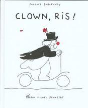 Clown, ris ! - Intérieur - Format classique