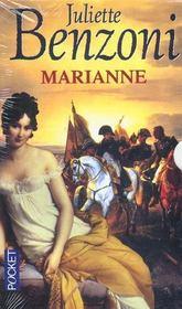 Coffret Marianne ; Une Etoile Pour Napoleon ; Inconnu De Toscane ; Jason Des Quatre Mers - Intérieur - Format classique