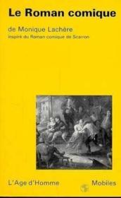 Le Roman Comique O19 - Couverture - Format classique