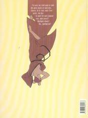 Candelabres t.4 ; l'homme avec les oiseaux - 4ème de couverture - Format classique