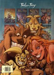 Trolls de Troy T.8 ; rock'n Troll attitude - 4ème de couverture - Format classique