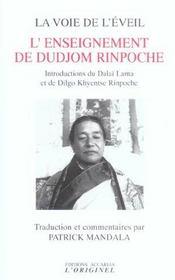 Enseignement De Dudjom Rinpoche (L') - Intérieur - Format classique